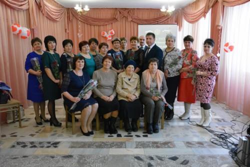 Групповое фото участников праздника